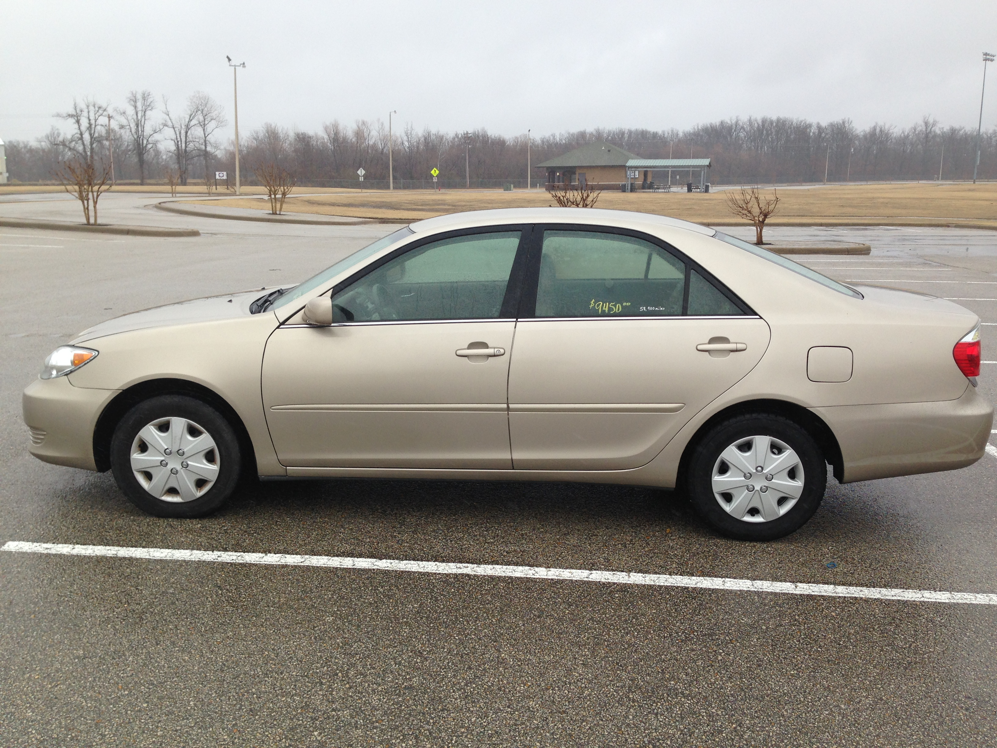 Gold 2006 Toyota Camry J Amp L Auto Sales
