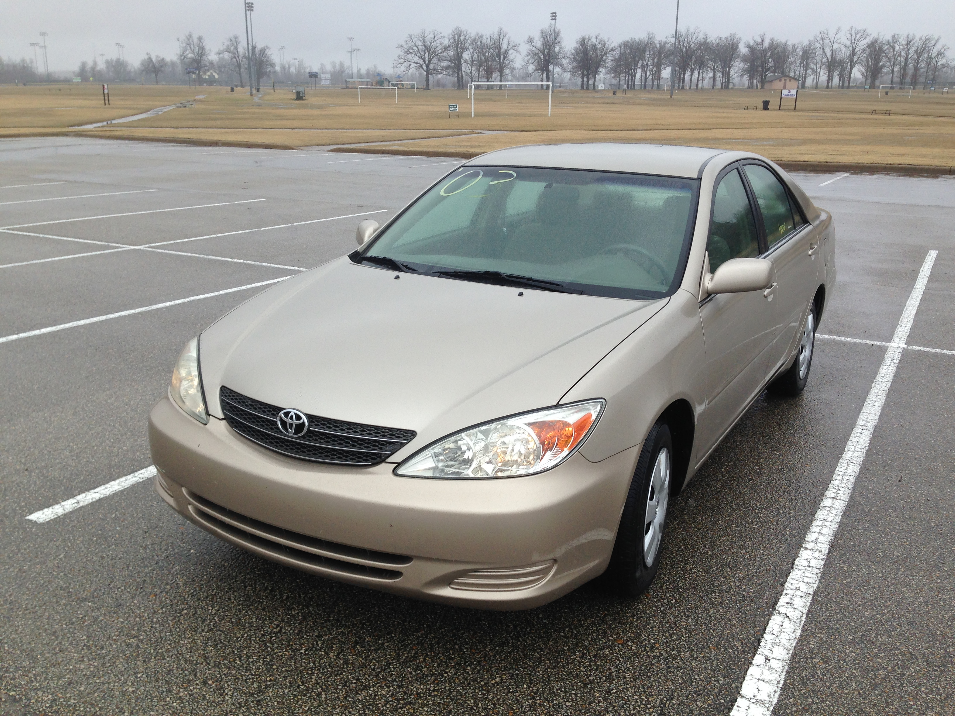 gold 2003 toyota camry sold j l auto sales. Black Bedroom Furniture Sets. Home Design Ideas