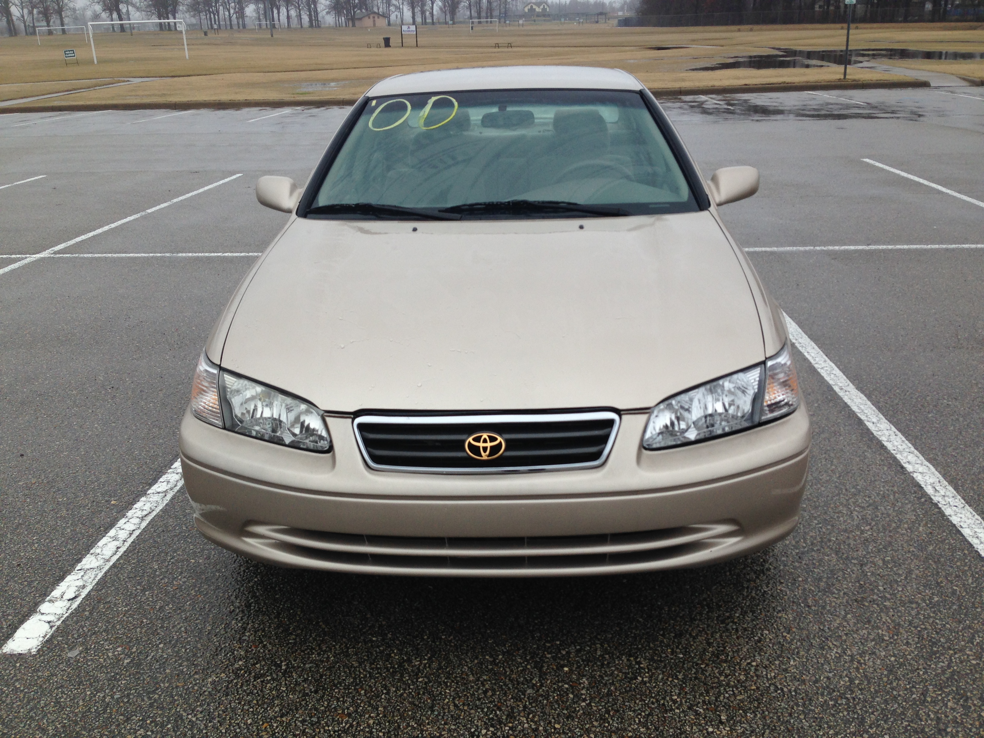 Red White And Blue Auto Sales >> Gold 2000 Toyota Camry (SOLD) | J & L Auto Sales