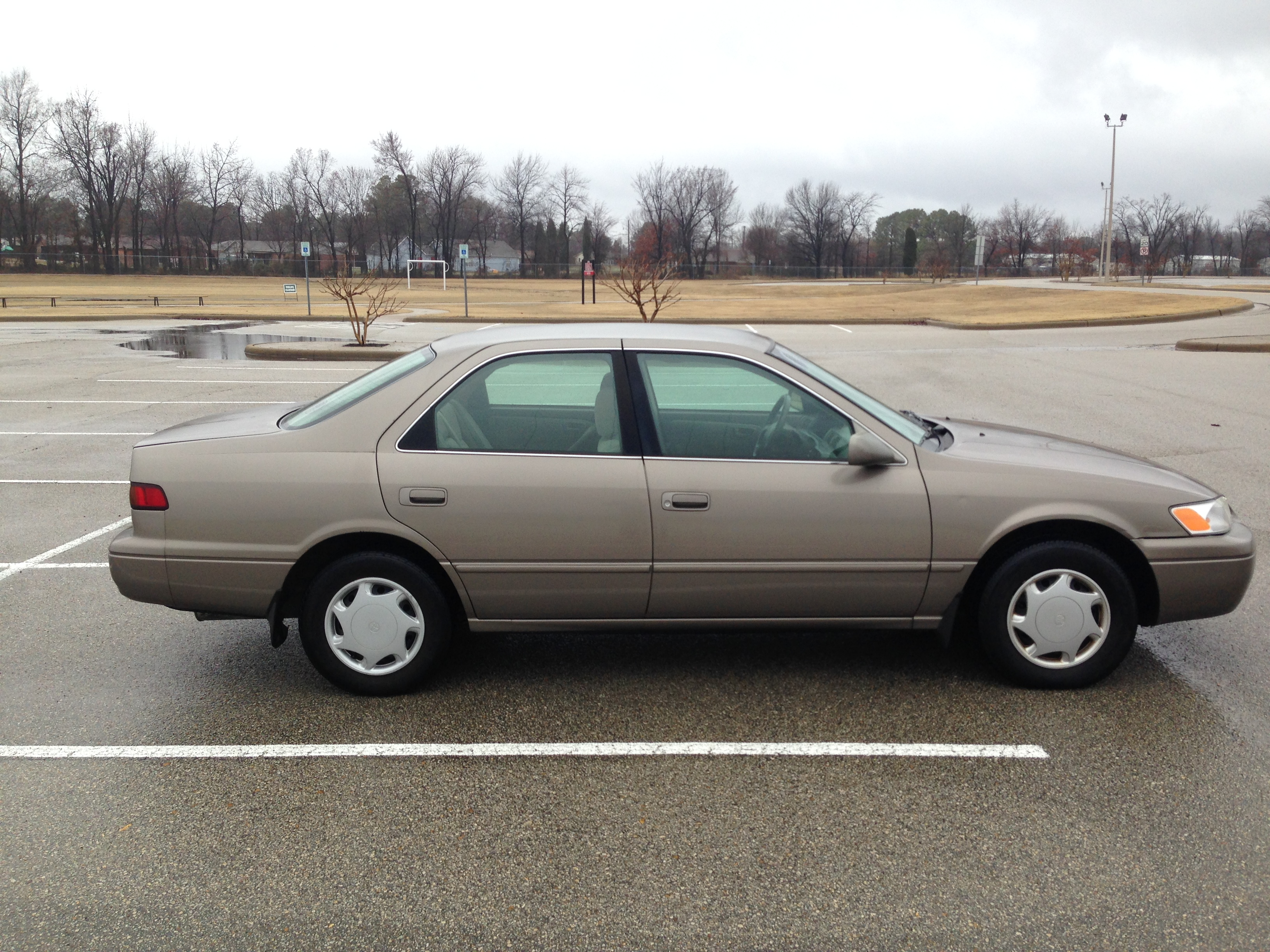 Taupe 1999 Toyota Camry J Amp L Auto Sales