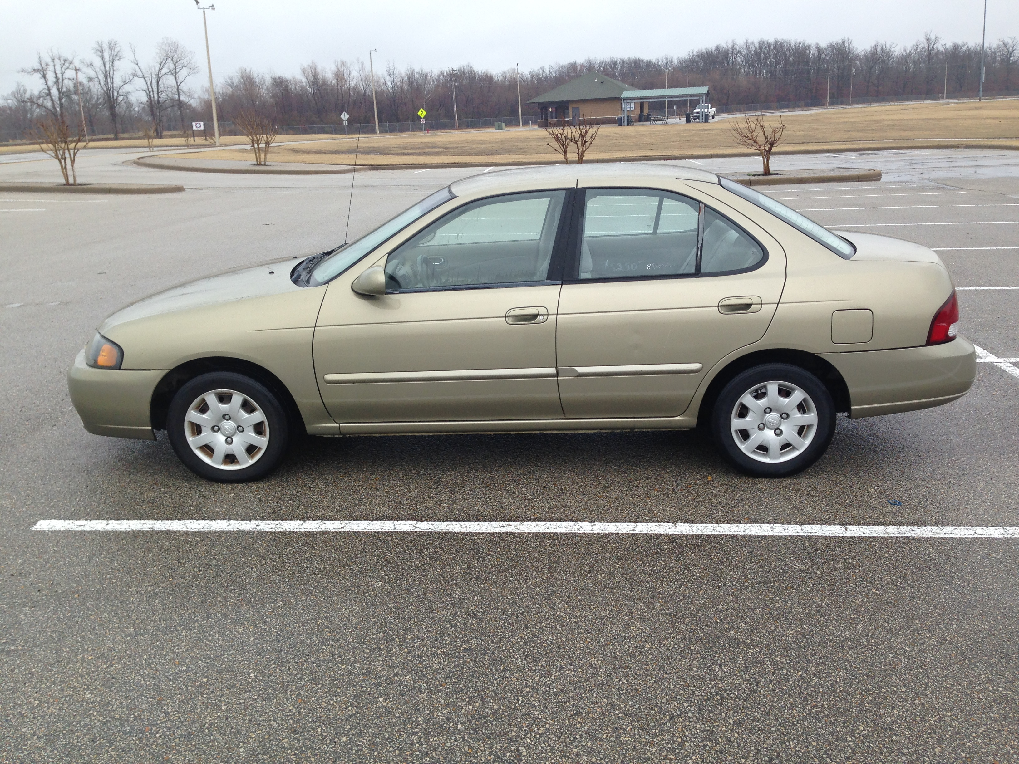 Red White And Blue Auto Sales >> Green 2002 Nissan Sentra | J & L Auto Sales