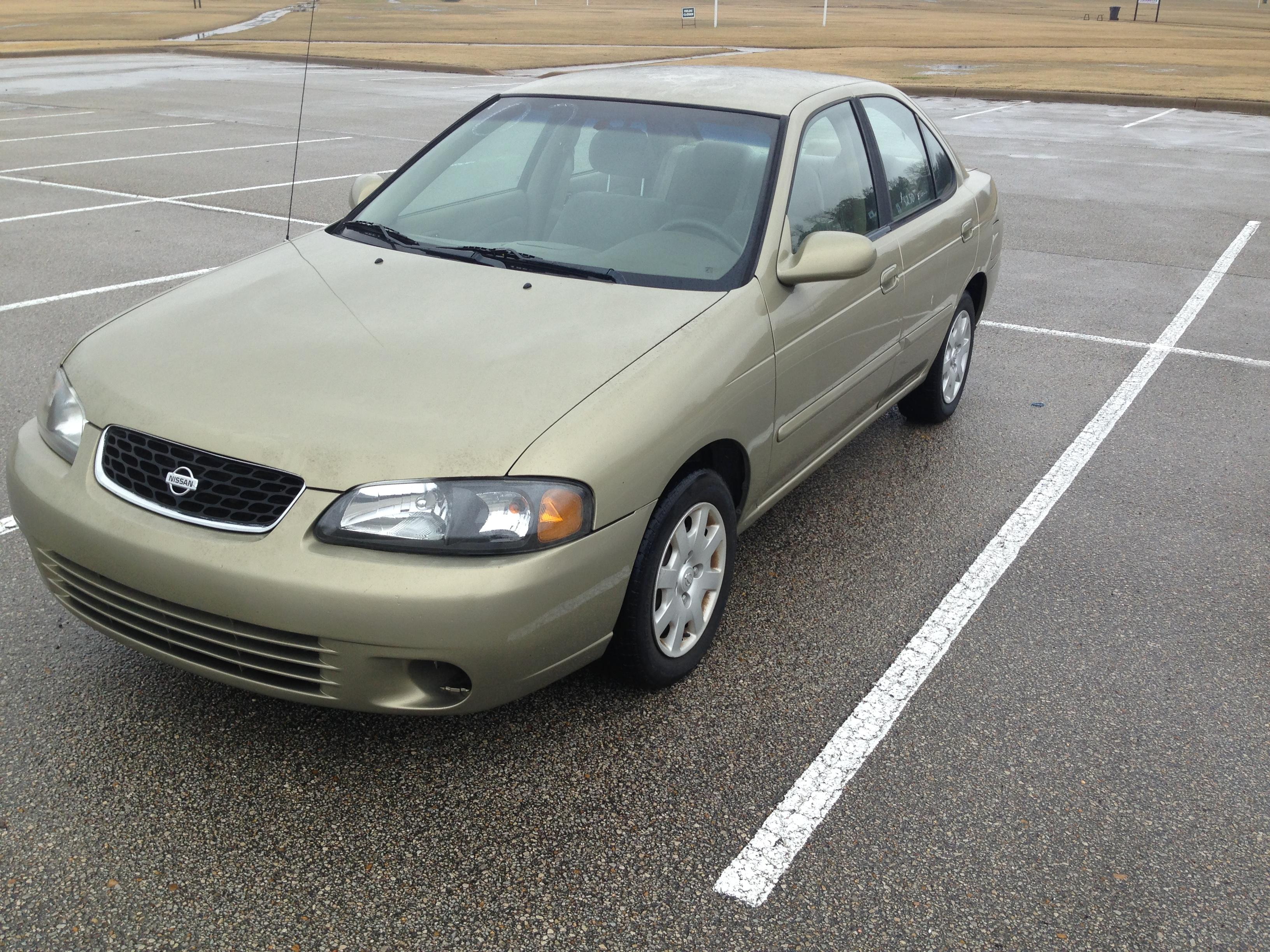 Green 2002 Nissan Sentra J Amp L Auto Sales