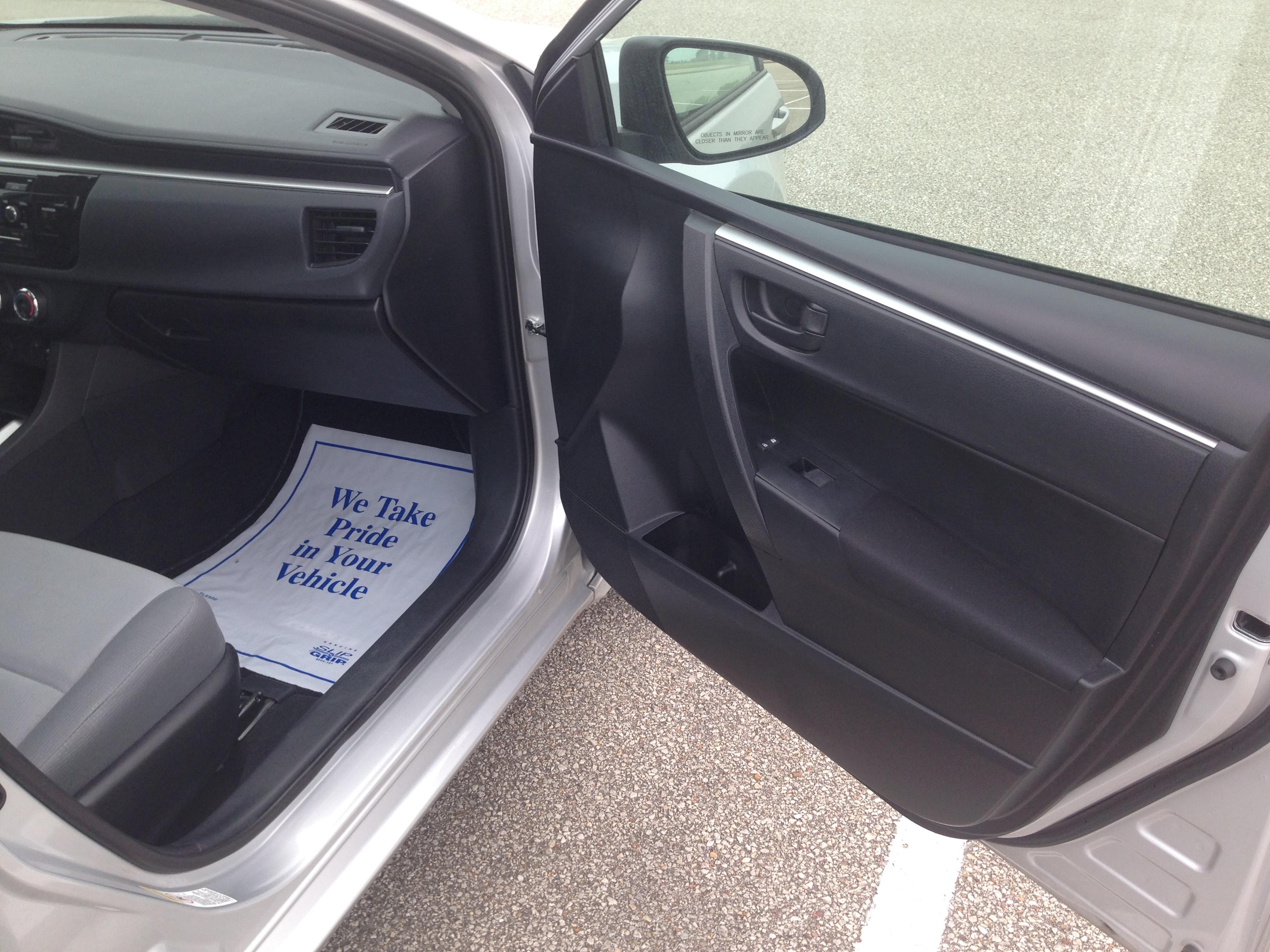 Toyota Jonesboro Ar >> Silver 2015 Toyota Corolla   J & L Auto Sales