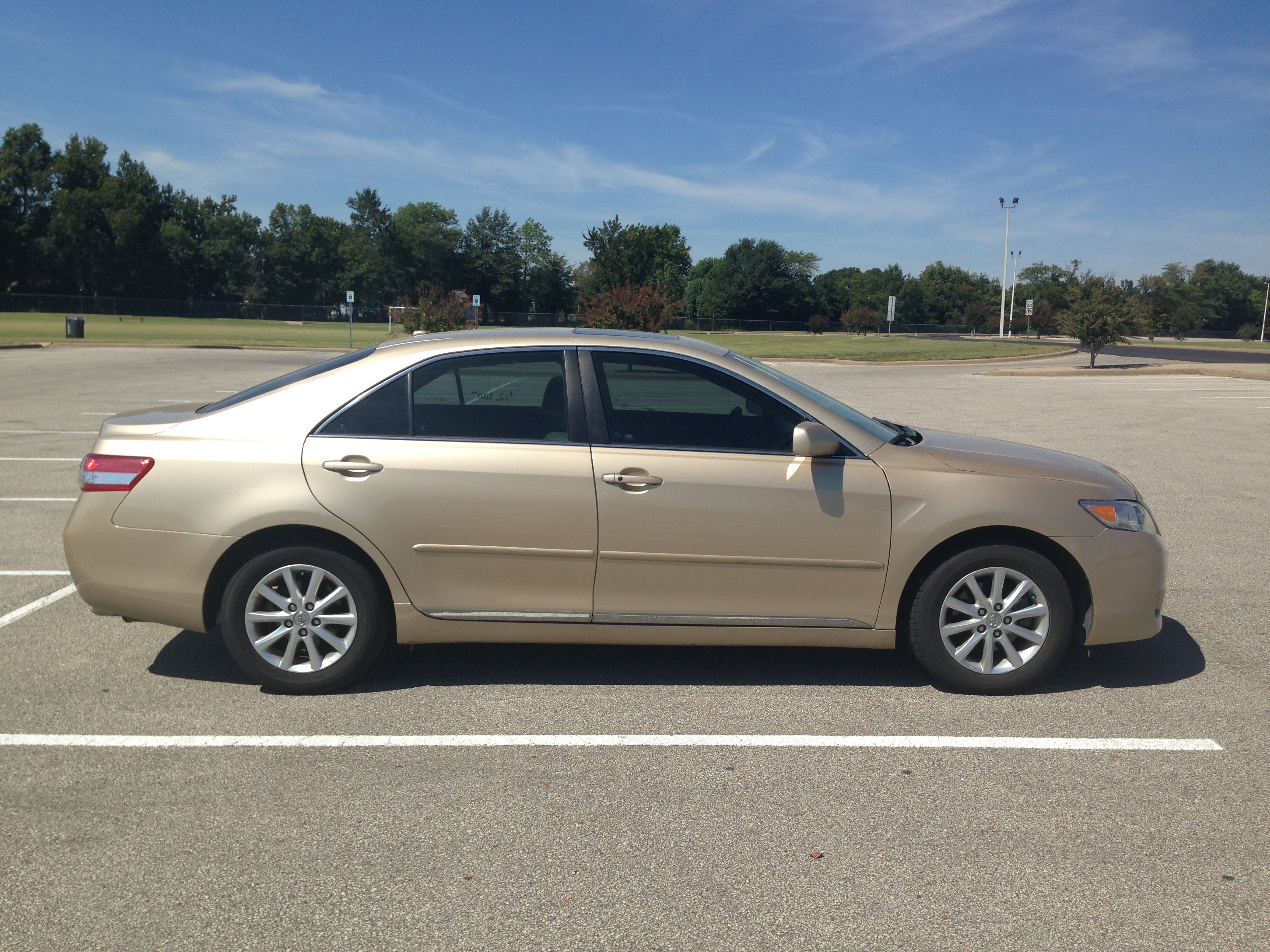 Gold 2011 Toyota Camry J Amp L Auto Sales