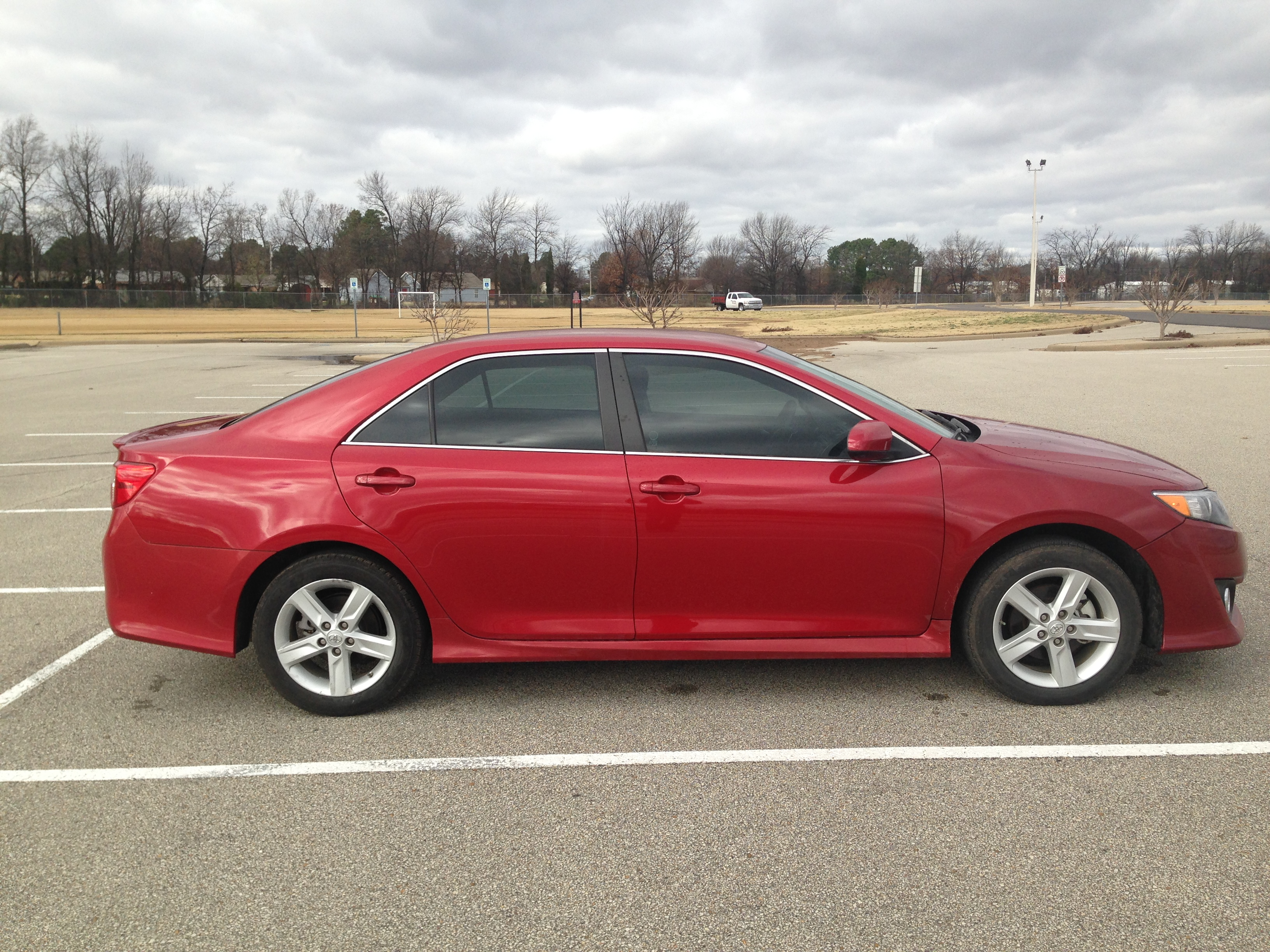 red 2013 toyota camry sold j amp l auto sales